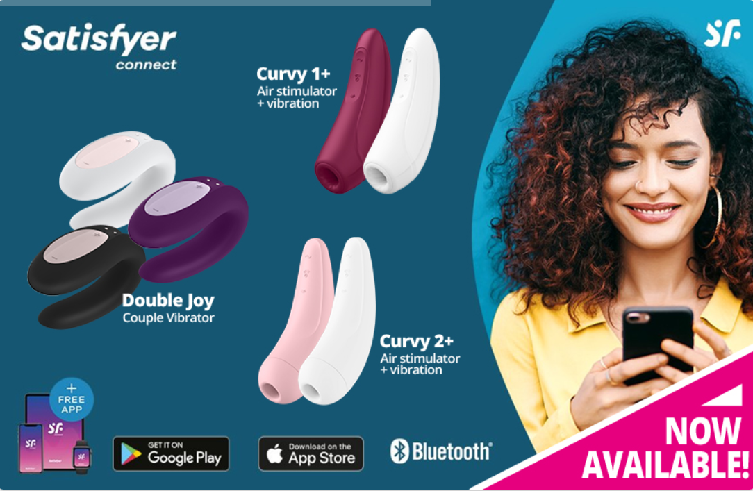COMING SOON! The Satisfyer Connect app